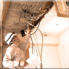 電気設備工事とは・・・